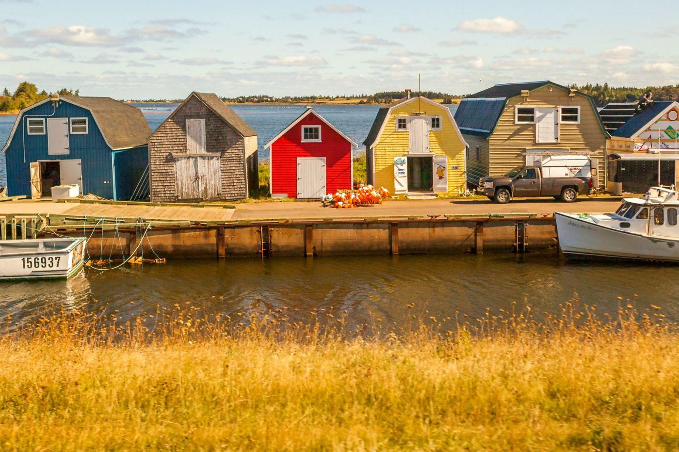 加拿大旅途,乡村的幸福生活_图1-4