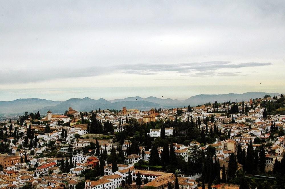 格拉纳达的阿尔罕布拉宫_图1-21