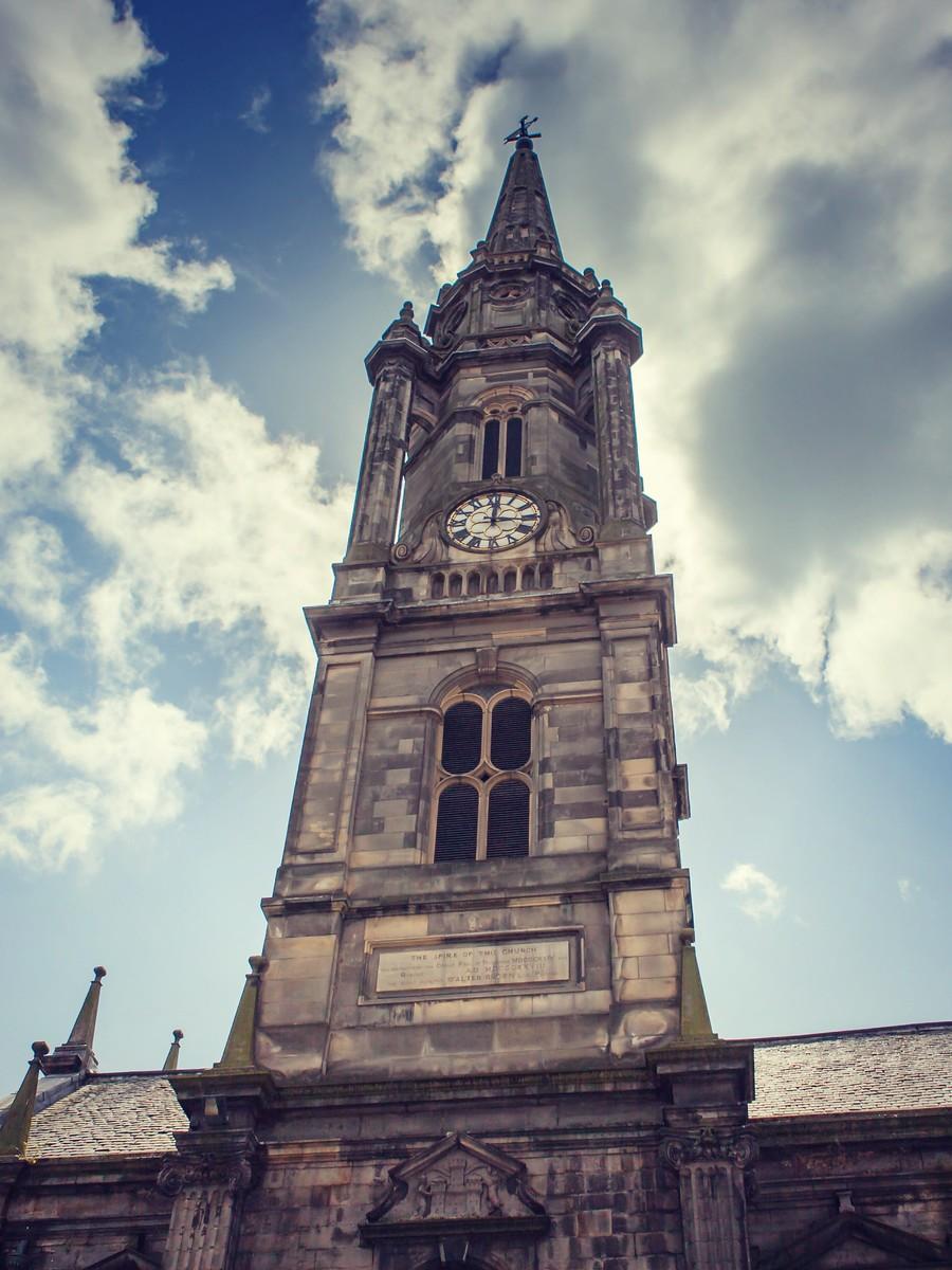 苏格兰爱丁堡,仰头望去_图1-32