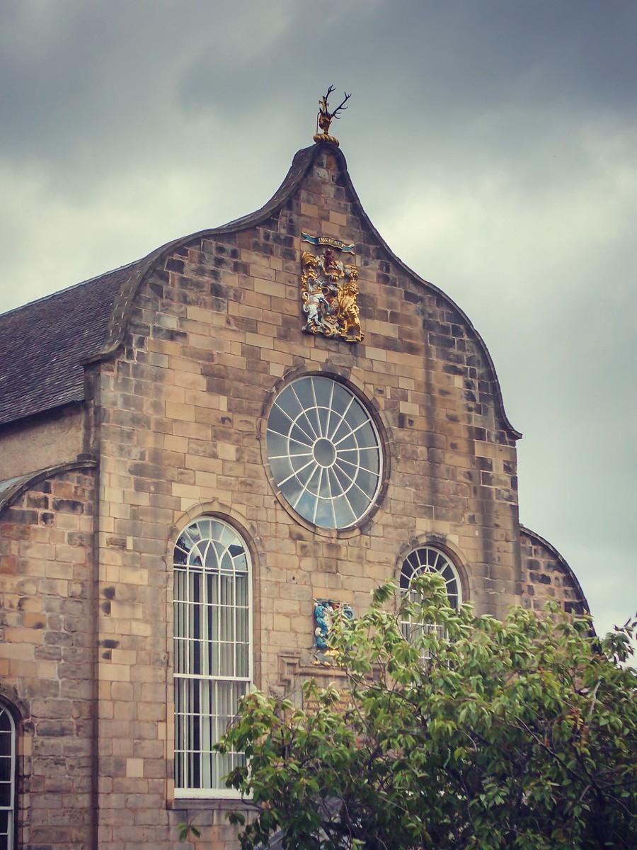 苏格兰爱丁堡,仰头望去_图1-11