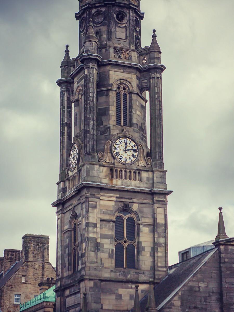 苏格兰爱丁堡,仰头望去_图1-4
