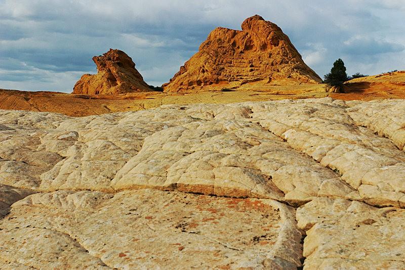 棉花木峡谷之------红岩,白岩与黄岩_图1-10