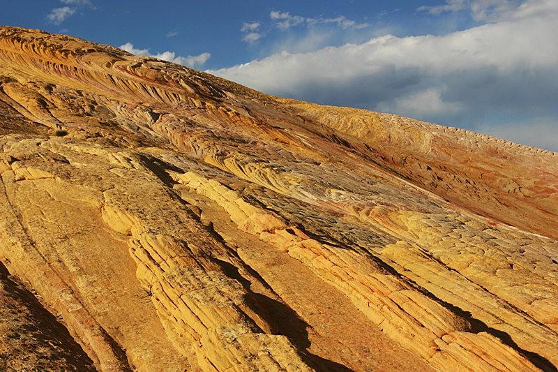 棉花木峡谷之------红岩,白岩与黄岩_图1-20