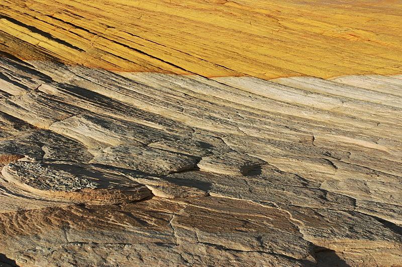 棉花木峡谷之------红岩,白岩与黄岩_图1-21