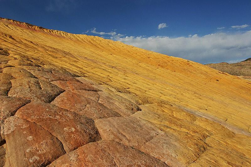棉花木峡谷之------红岩,白岩与黄岩_图1-22