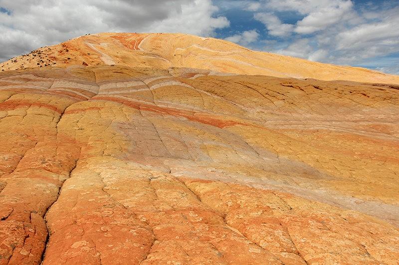 棉花木峡谷之------红岩,白岩与黄岩_图1-23