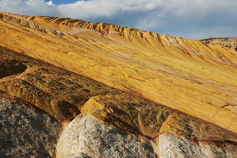 棉花木峡谷之------红岩,白岩与黄岩_图1-26