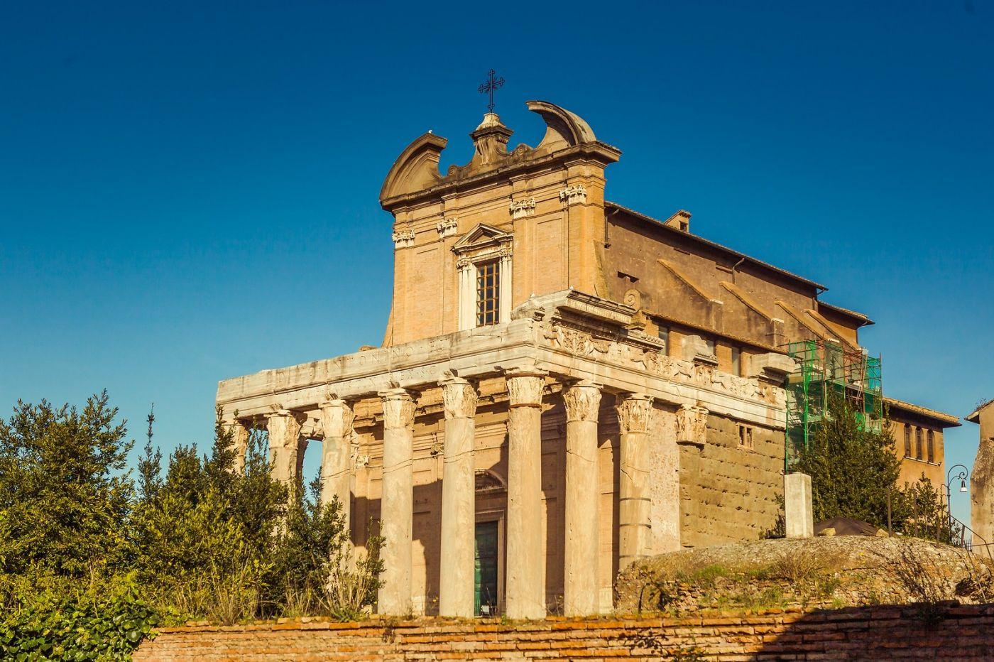 意大利罗马论坛,二千年的历史_图1-10