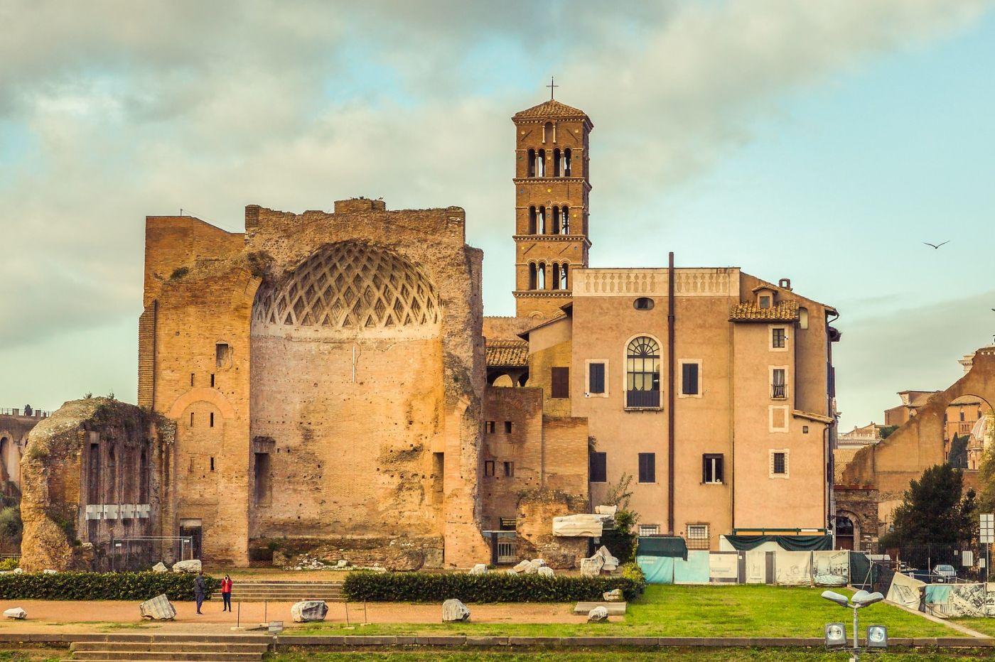 意大利罗马论坛,二千年的历史_图1-7