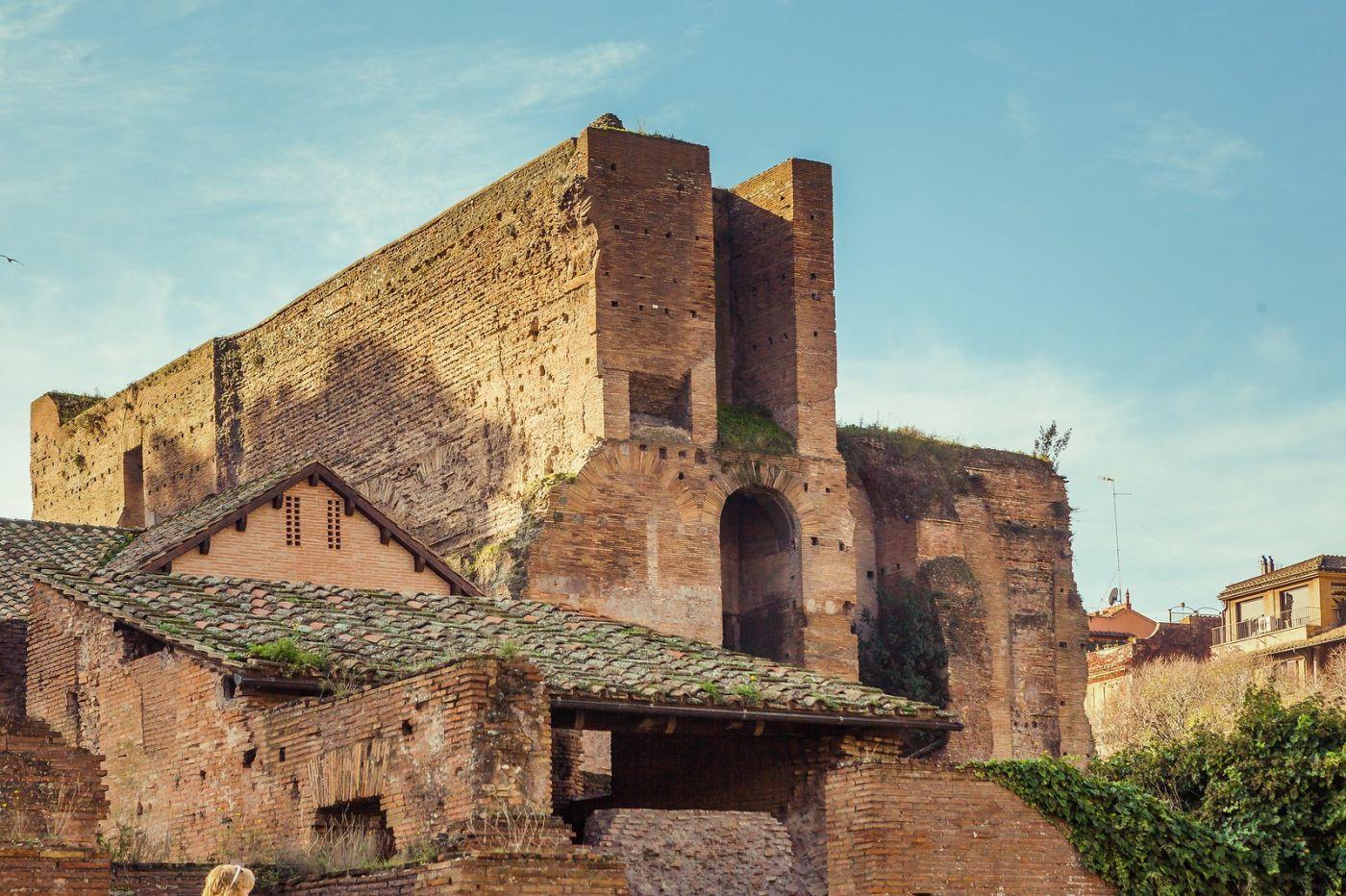意大利罗马论坛,二千年的历史_图1-3