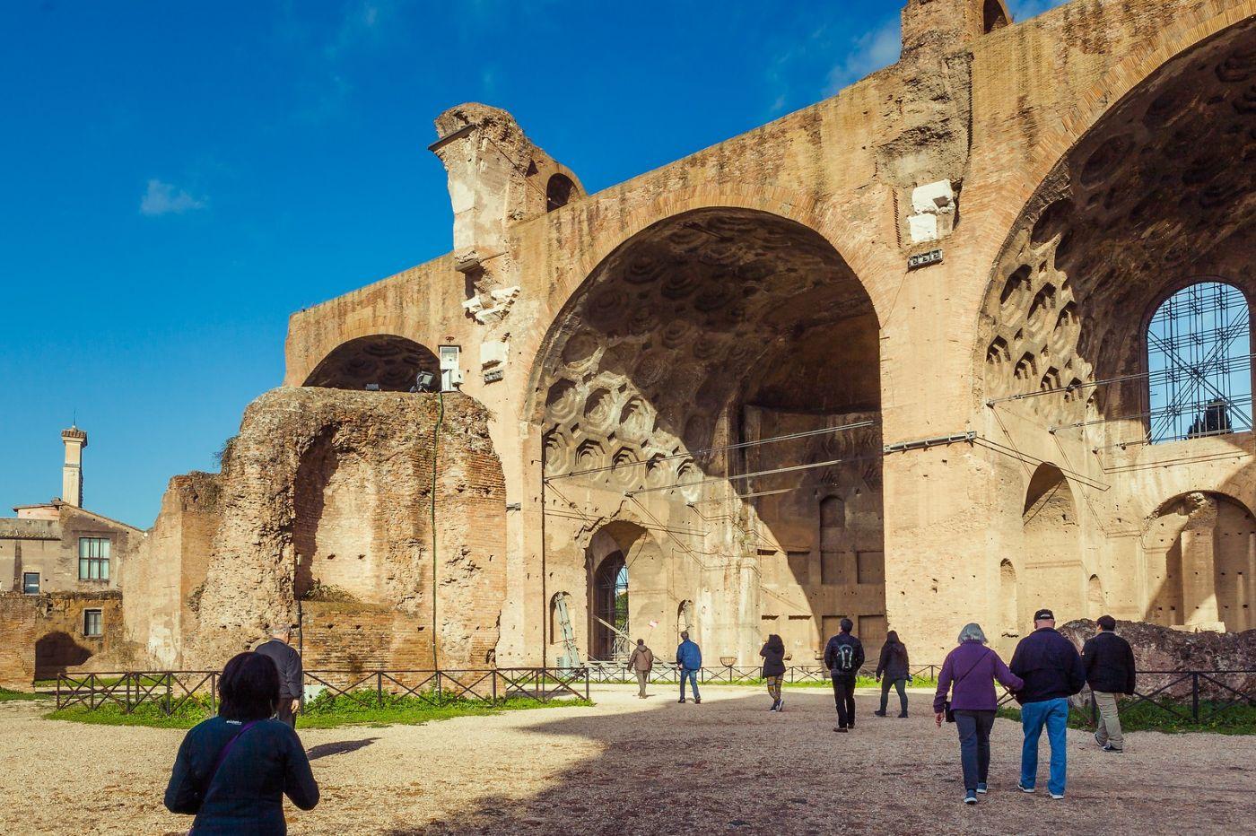 意大利罗马论坛,二千年的历史_图1-13