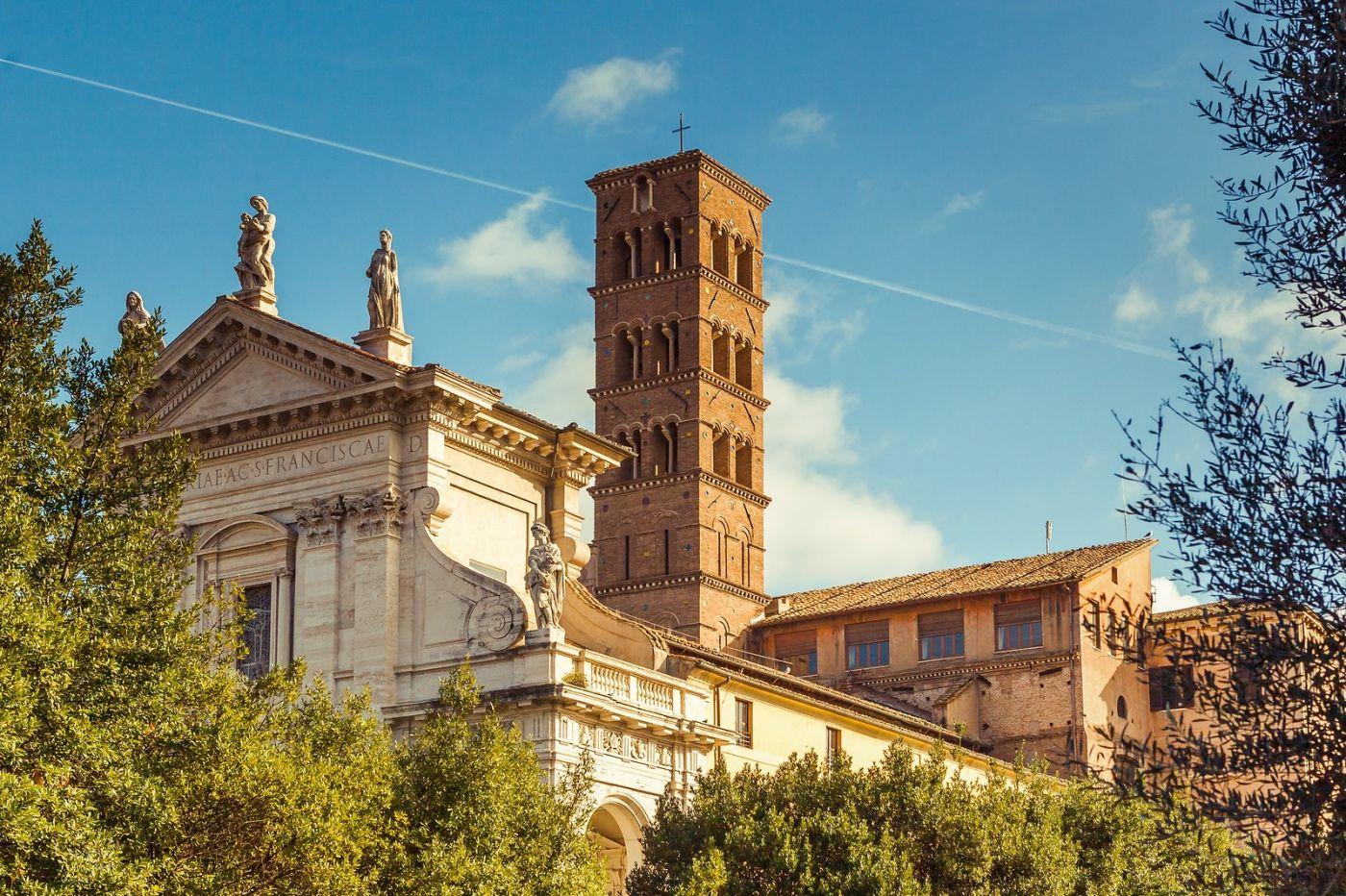意大利罗马论坛,二千年的历史_图1-15