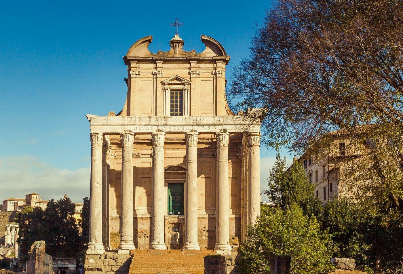 意大利罗马论坛,二千年的历史_图1-17