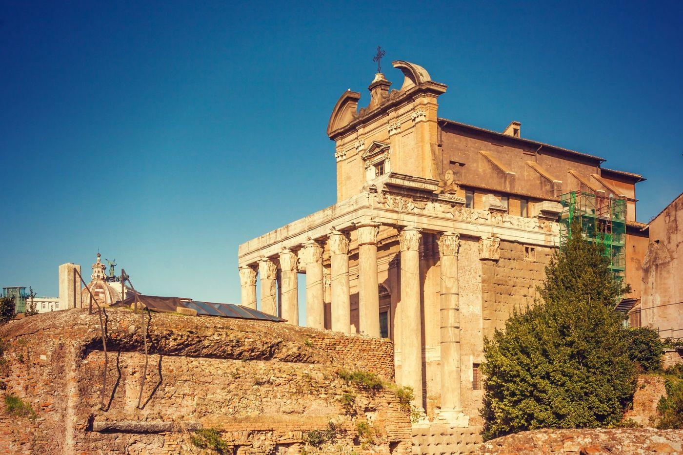 意大利罗马论坛,二千年的历史_图1-22