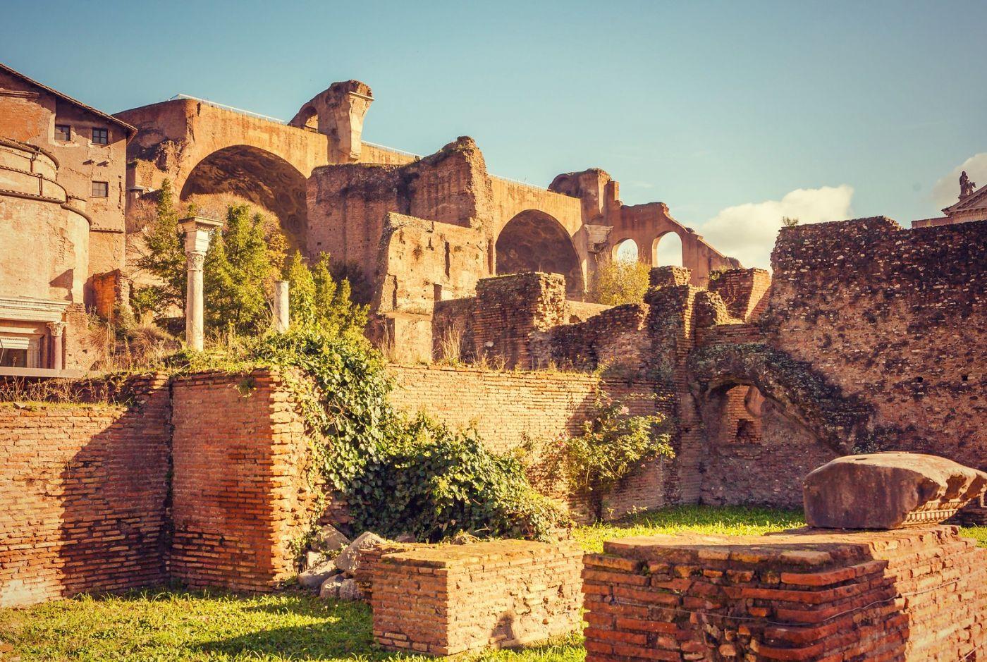 意大利罗马论坛,二千年的历史_图1-21