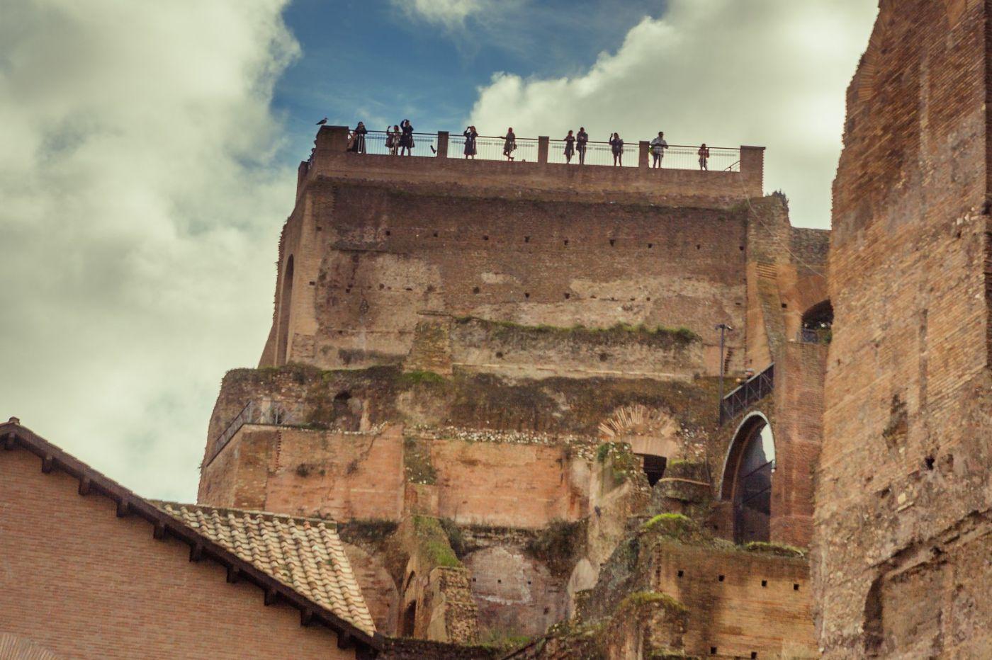 意大利罗马论坛,二千年的历史_图1-25