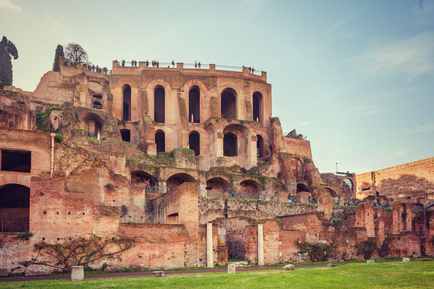 意大利罗马论坛,二千年的历史_图1-27