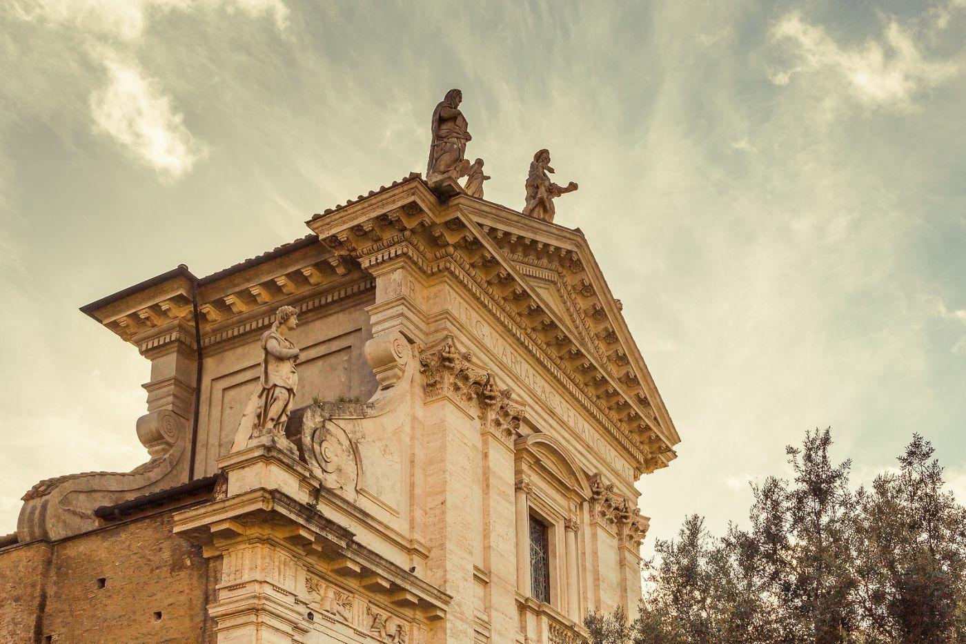 意大利罗马论坛,二千年的历史_图1-32