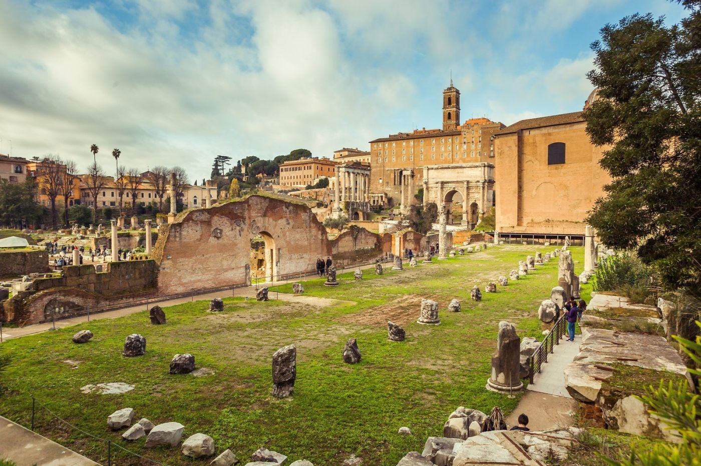 意大利罗马论坛,二千年的历史_图1-29