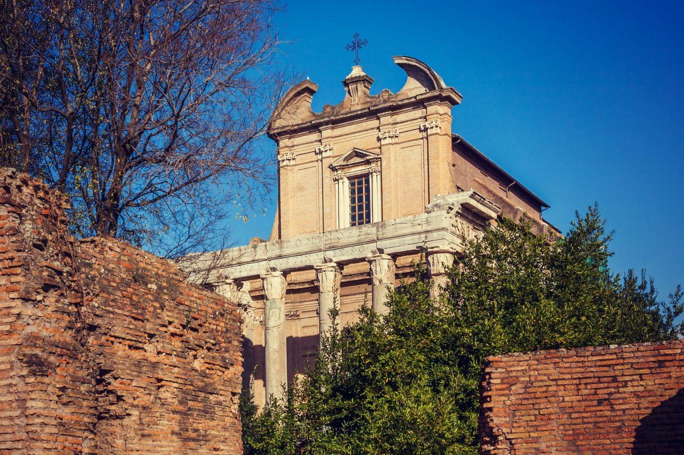 意大利罗马论坛,二千年的历史_图1-33