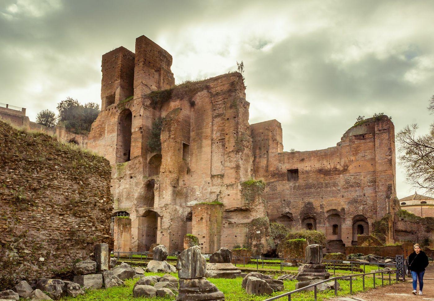 意大利罗马论坛,二千年的历史_图1-34