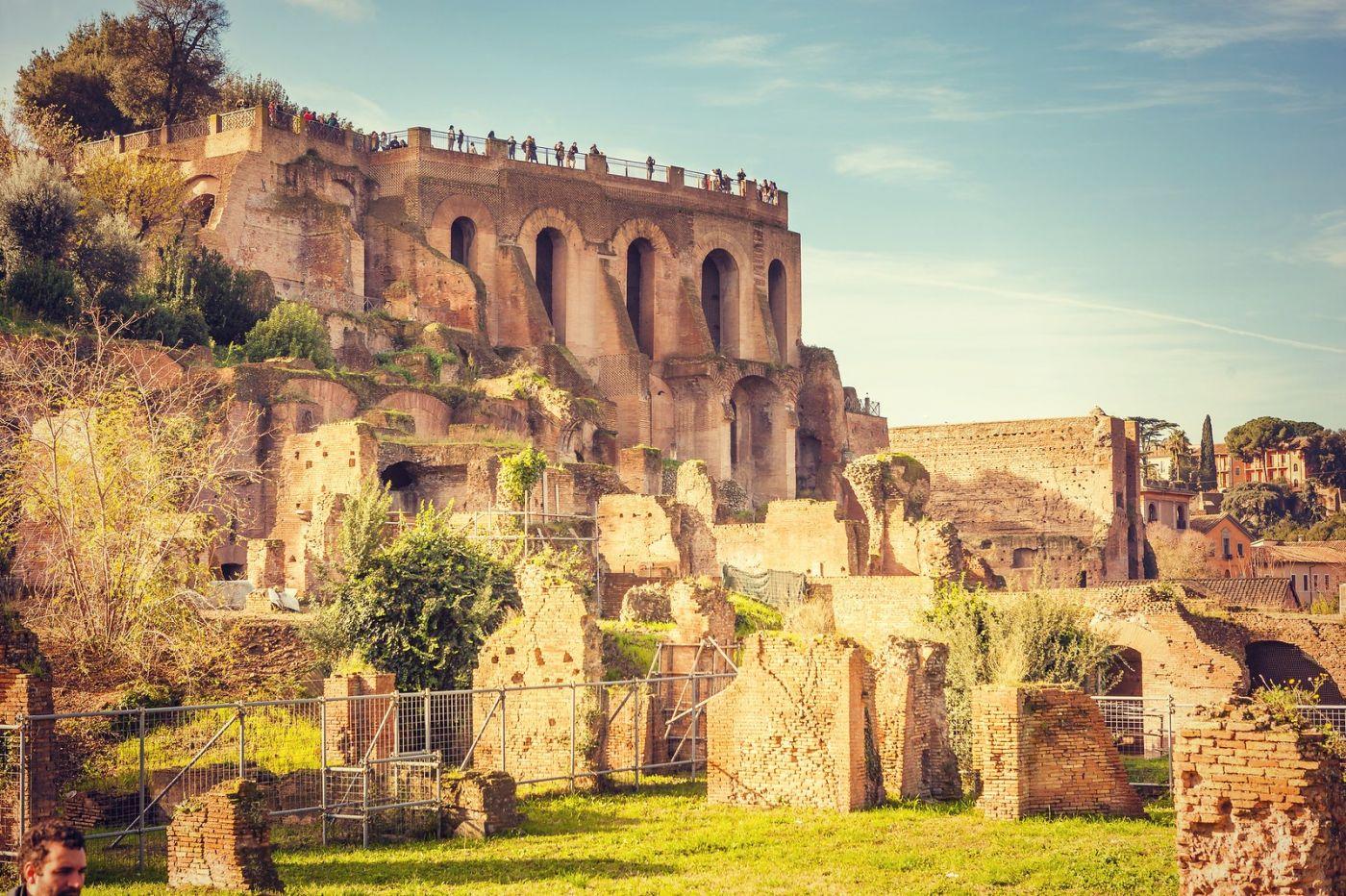意大利罗马论坛,二千年的历史_图1-35