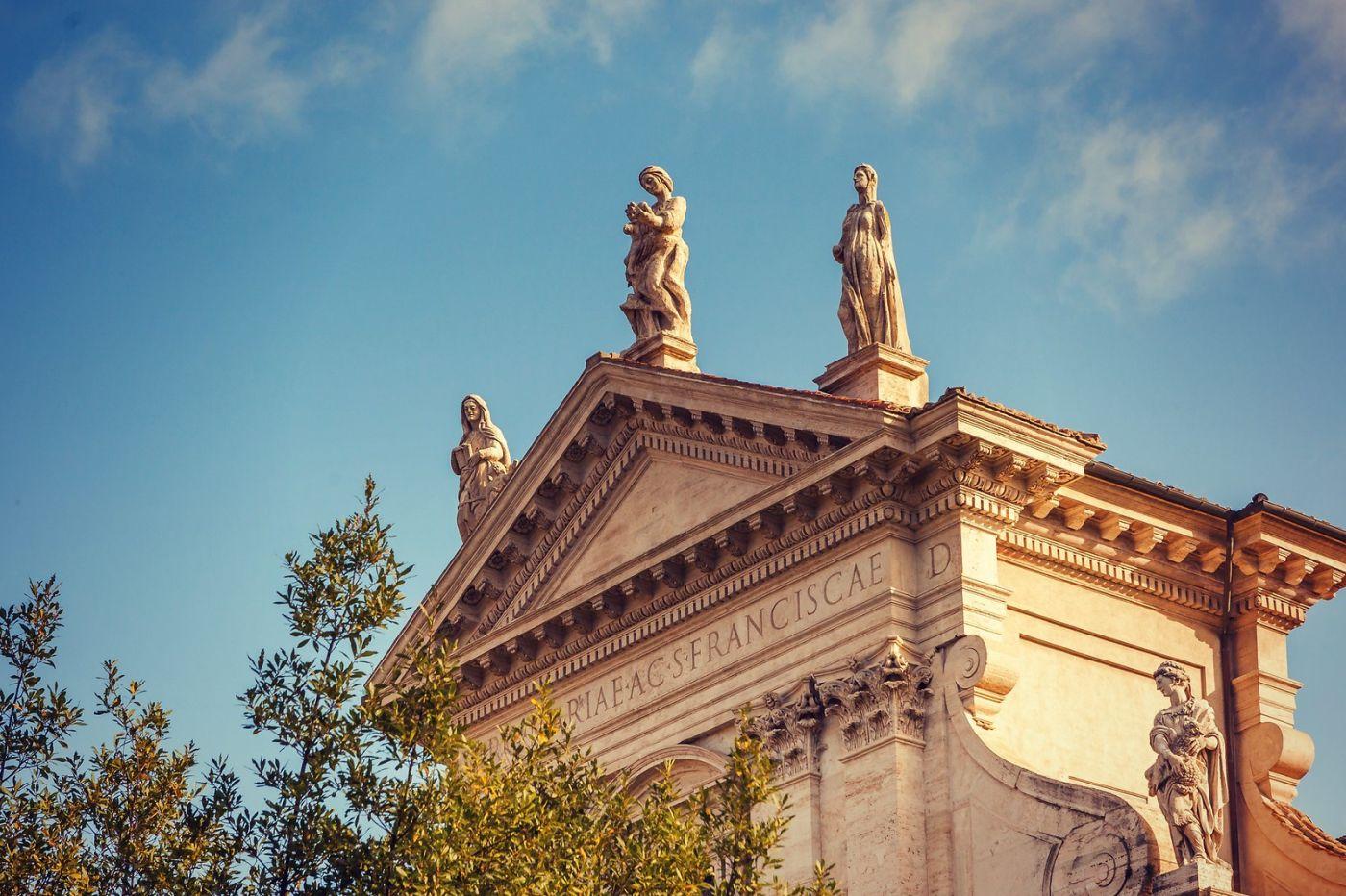 意大利罗马论坛,二千年的历史_图1-37