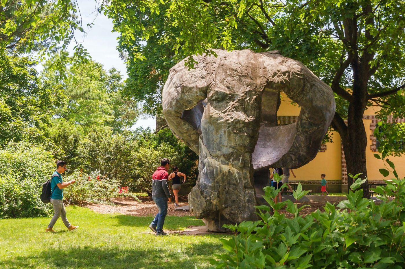 新泽西州雕塑公园(Grounds for scuplture),很有看点_图1-37