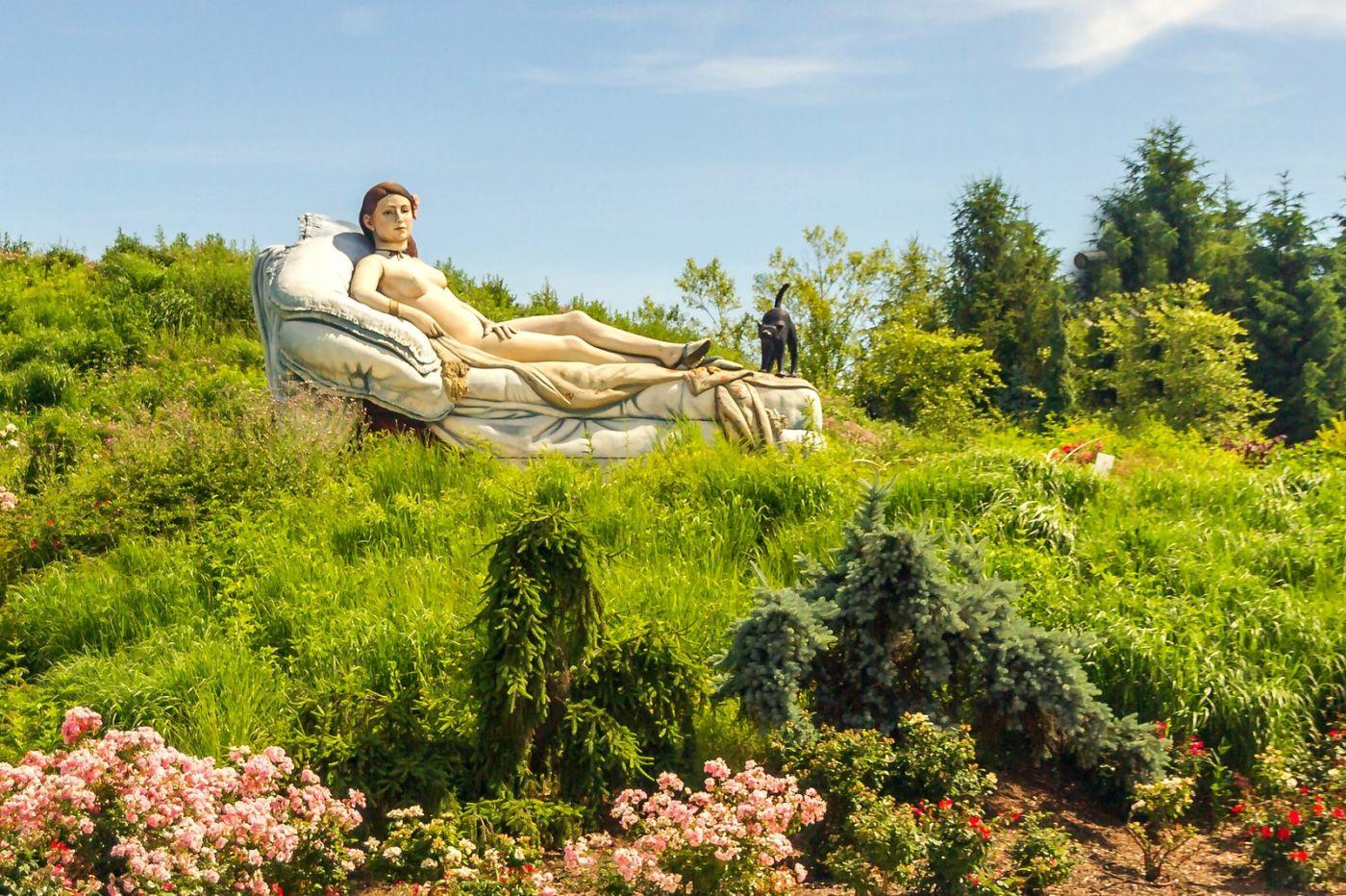 新泽西州雕塑公园(Grounds for scuplture),很有看点_图1-29