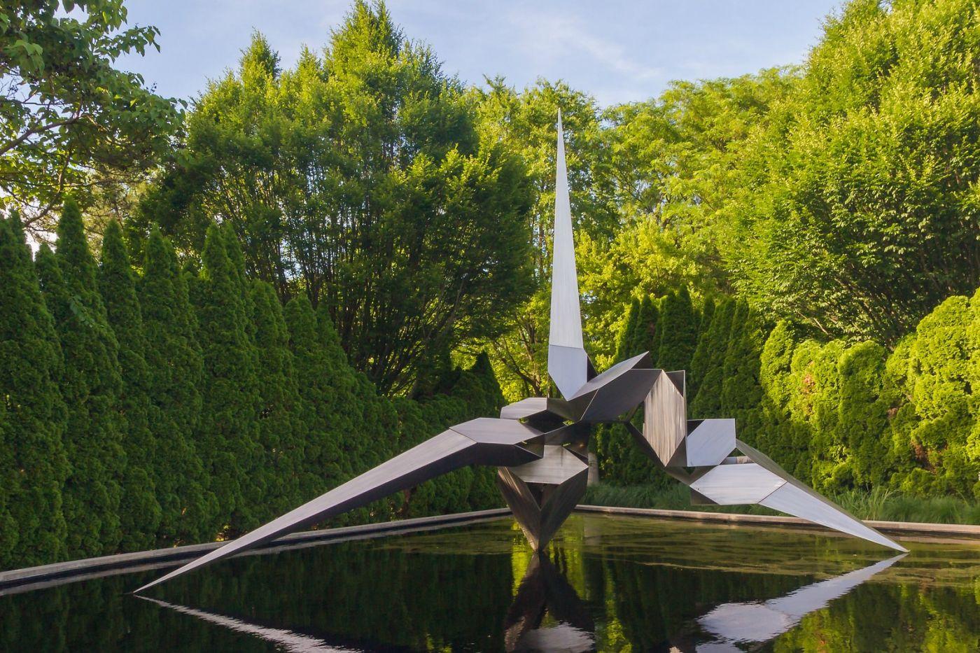 新泽西州雕塑公园(Grounds for scuplture),很有看点_图1-33