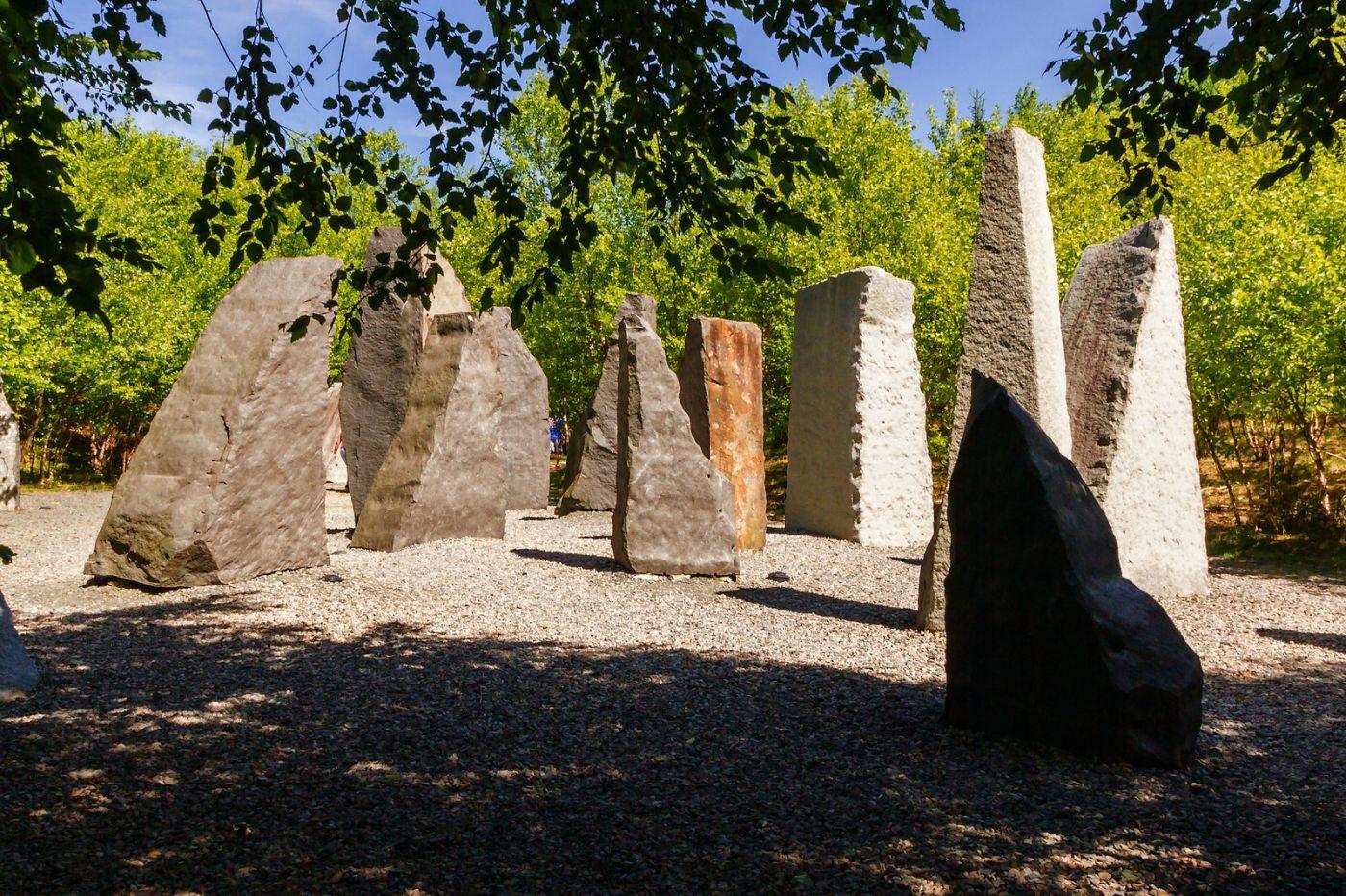 新泽西州雕塑公园(Grounds for scuplture),很有看点_图1-28