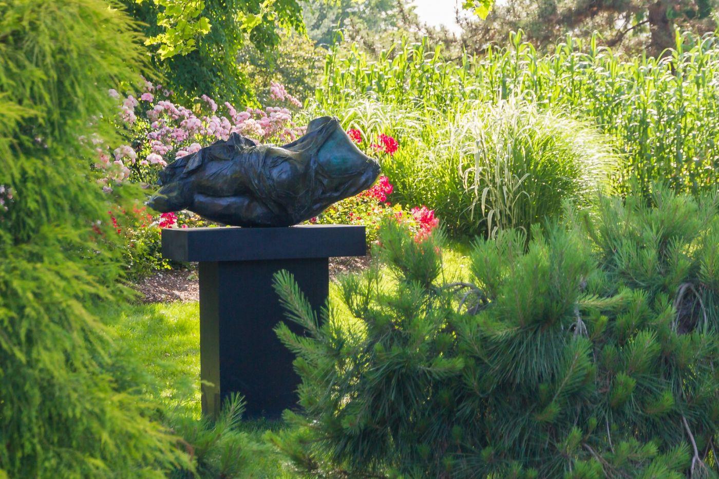 新泽西州雕塑公园(Grounds for scuplture),很有看点_图1-1