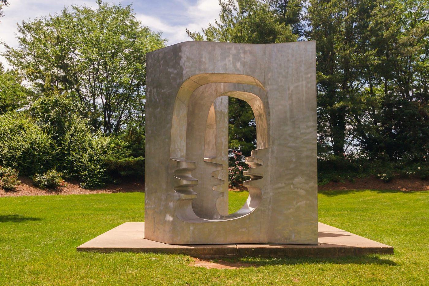新泽西州雕塑公园(Grounds for scuplture),很有看点_图1-8