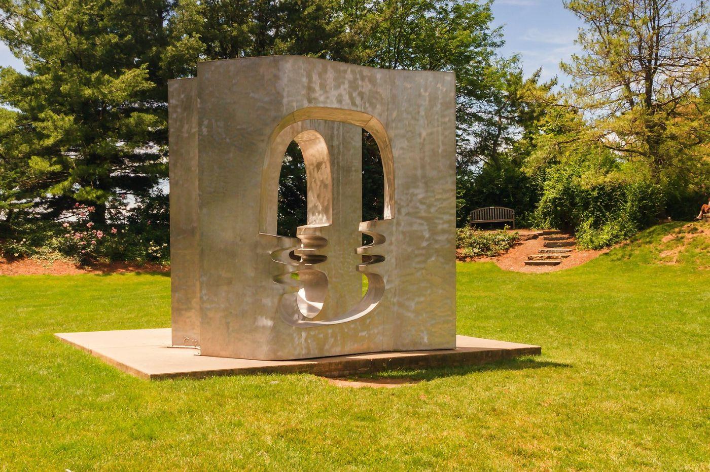新泽西州雕塑公园(Grounds for scuplture),很有看点_图1-12