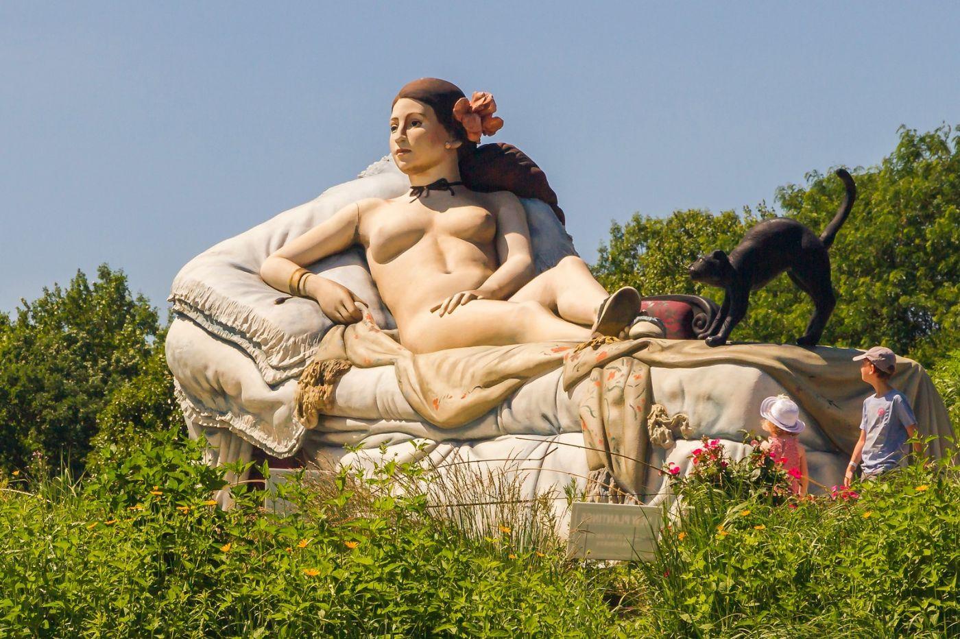 新泽西州雕塑公园(Grounds for scuplture),很有看点_图1-10