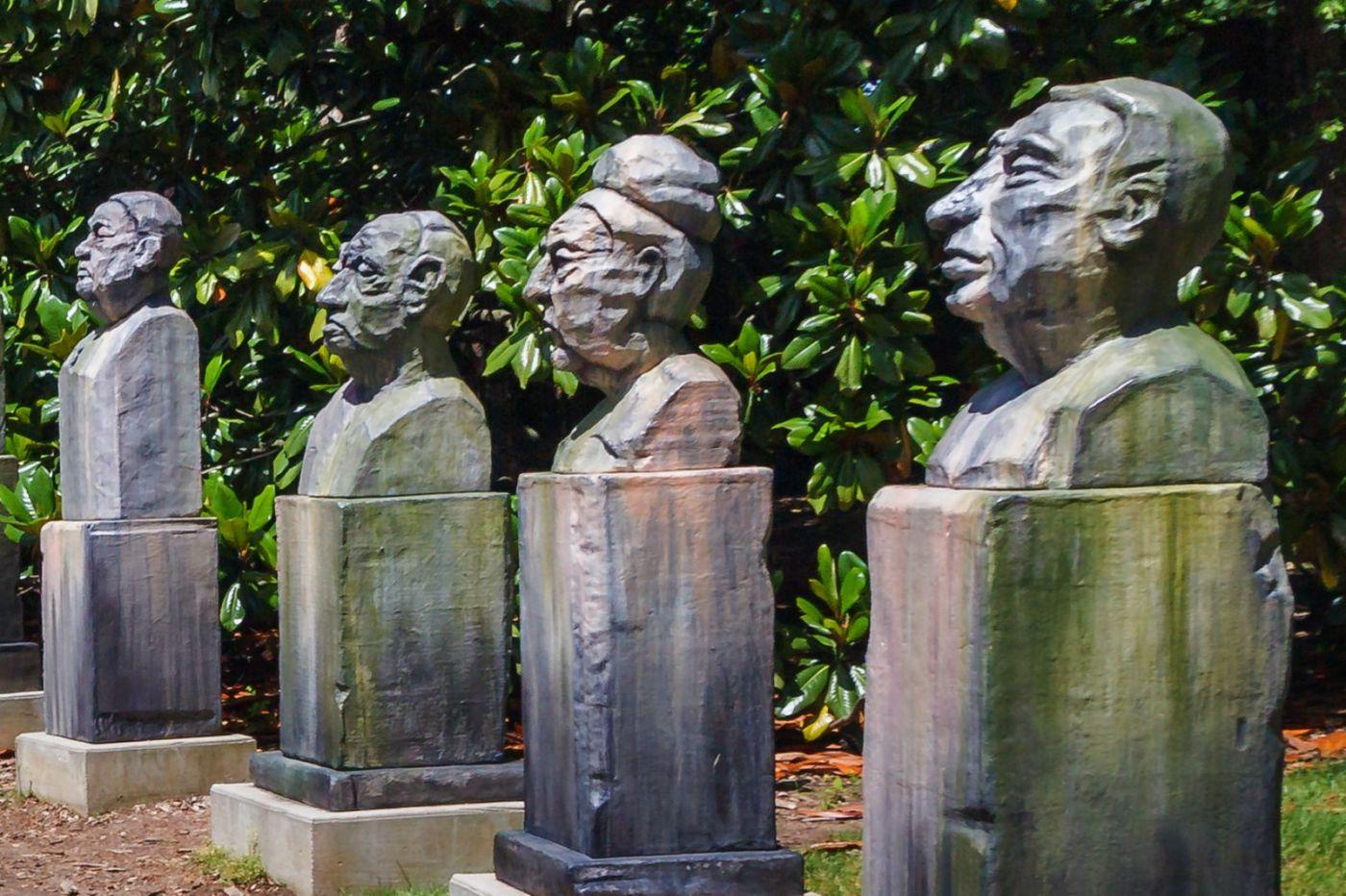 新泽西州雕塑公园(Grounds for scuplture),很有看点_图1-24