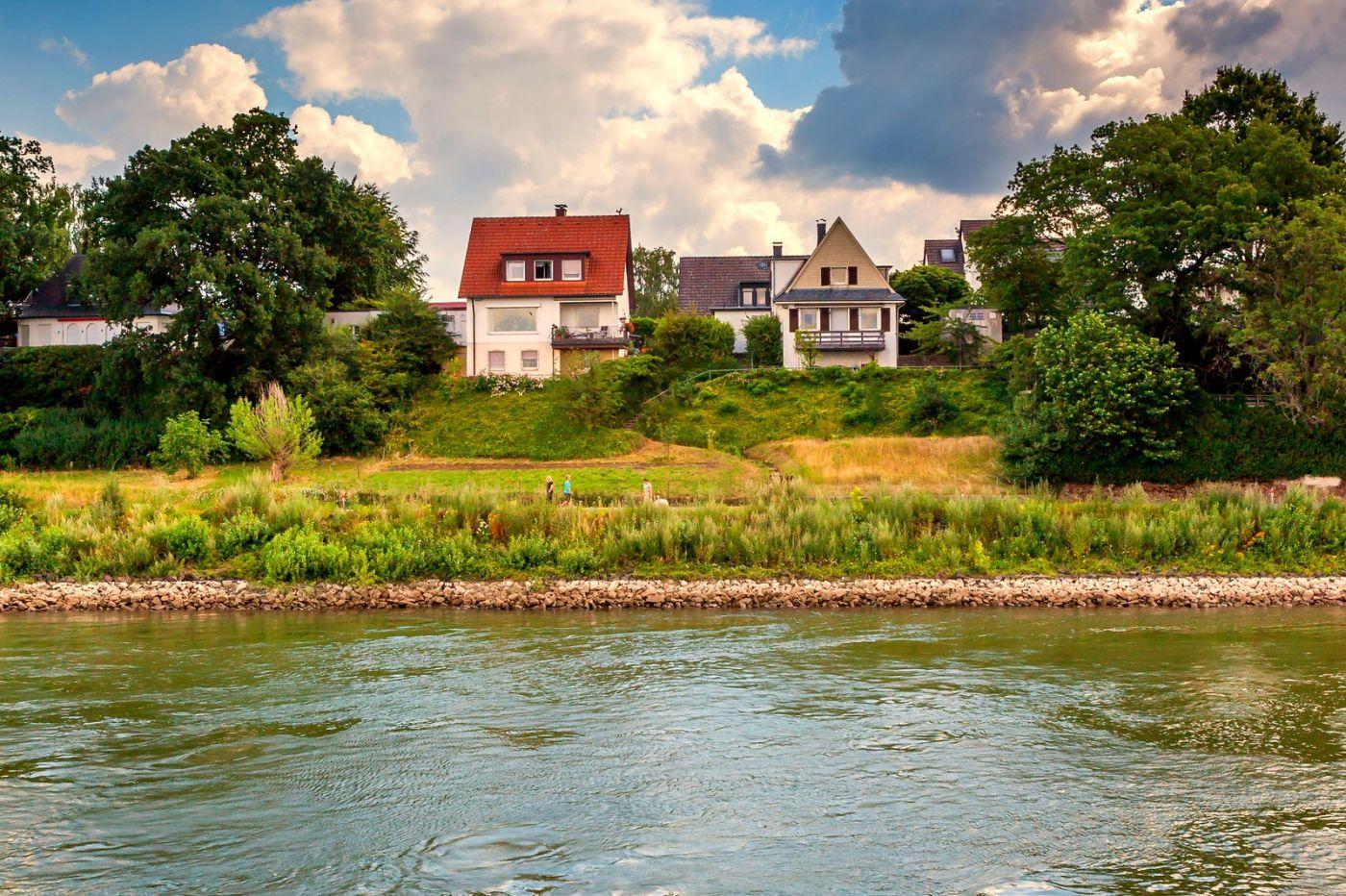 畅游莱茵河,两岸即景_图1-28