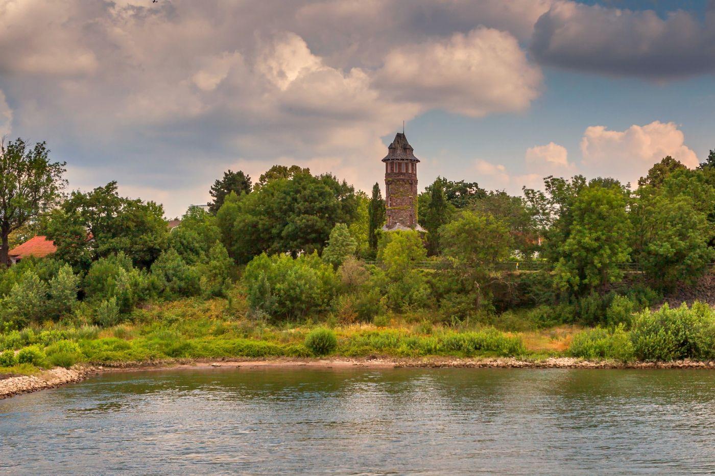 畅游莱茵河,两岸即景_图1-16