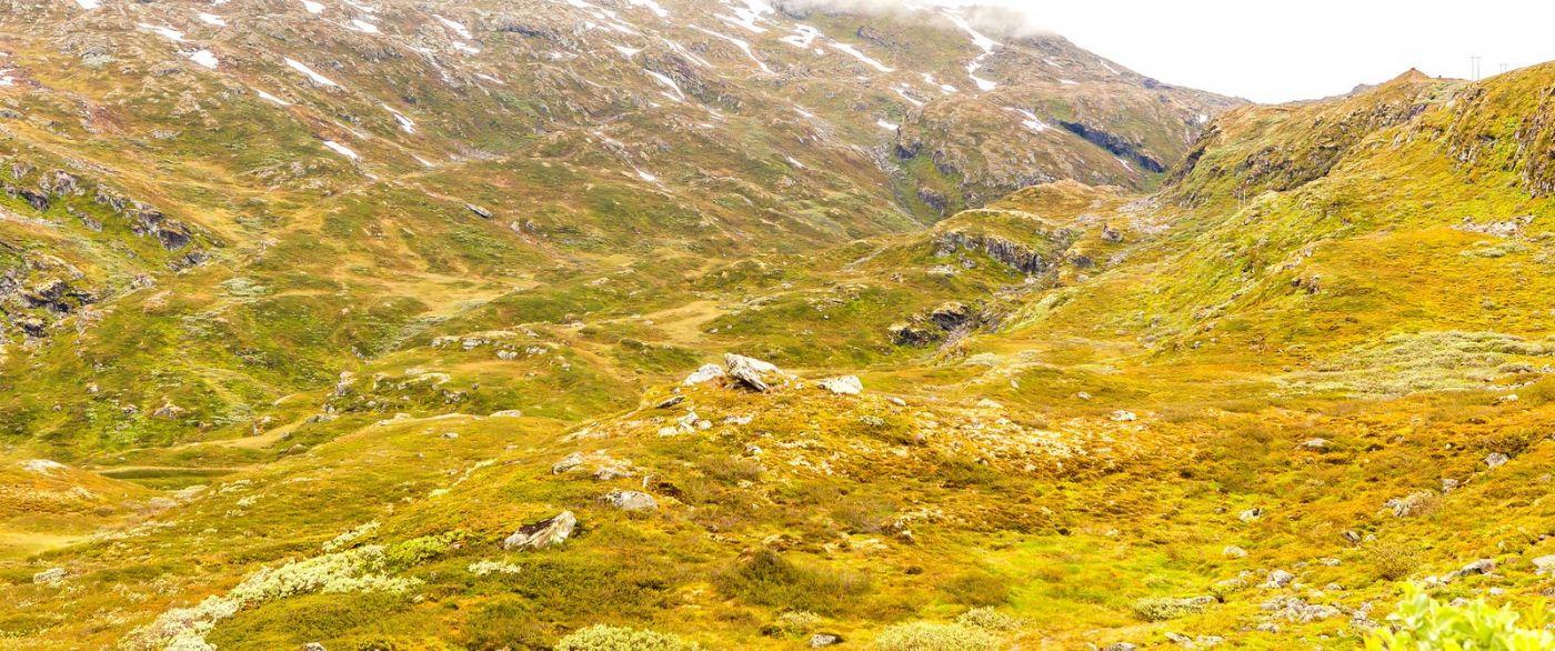 北欧风光,蜿蜒的小道_图1-19