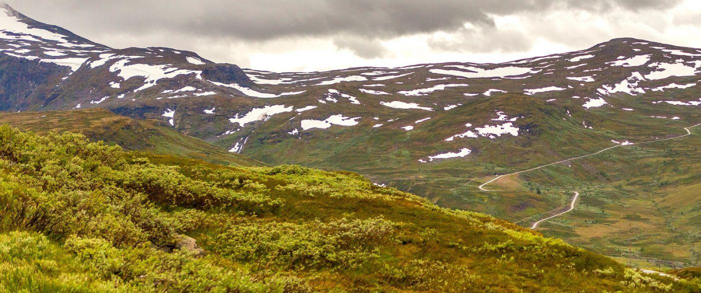 北欧风光,蜿蜒的小道_图1-22