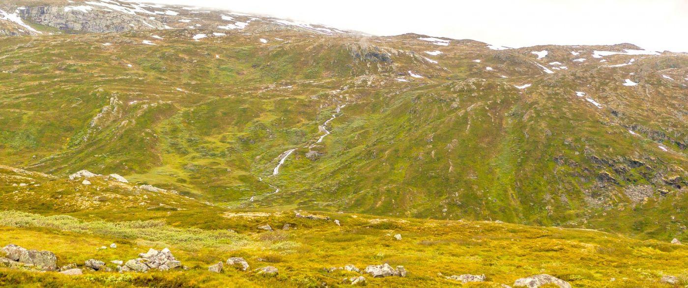 北欧风光,蜿蜒的小道_图1-23