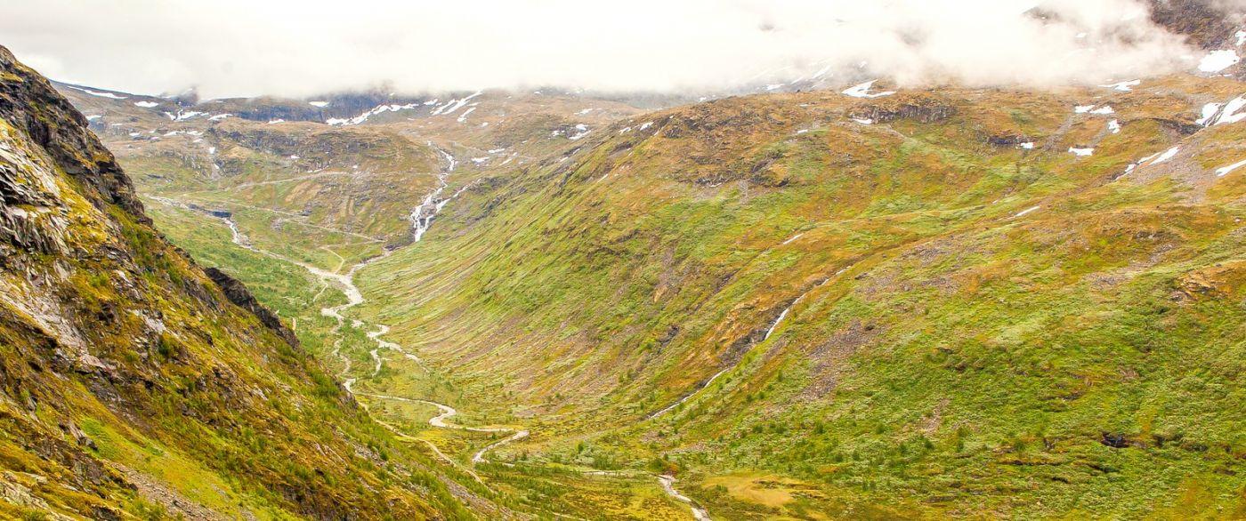 北欧风光,蜿蜒的小道_图1-28