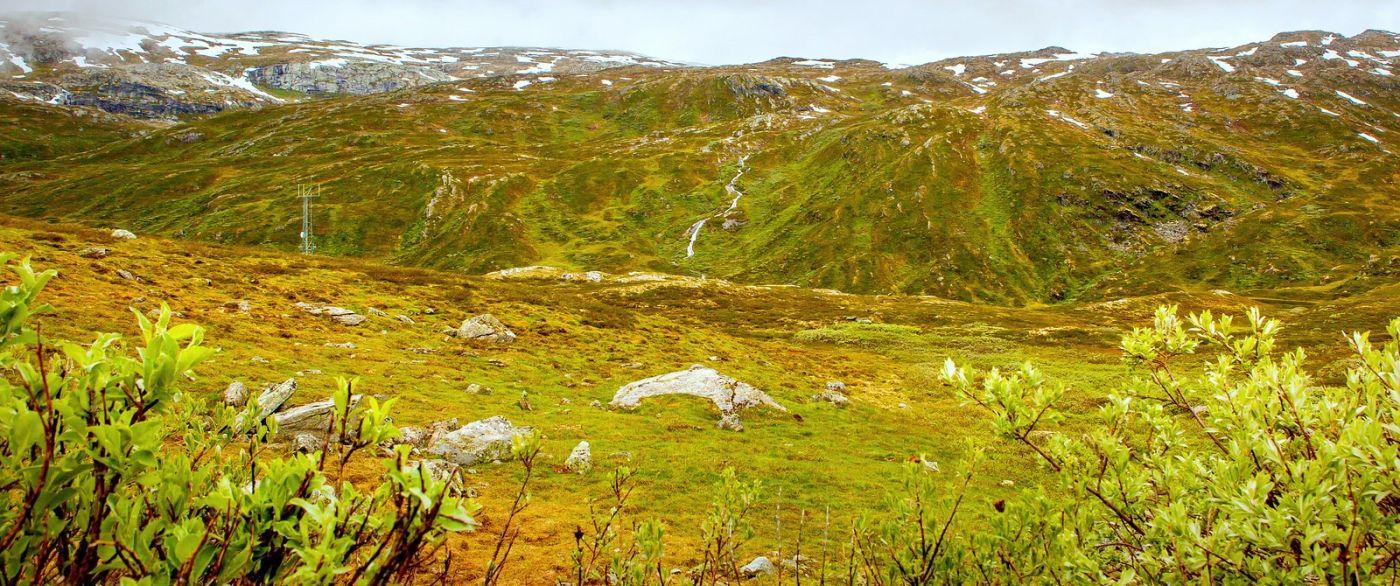 北欧风光,蜿蜒的小道_图1-33