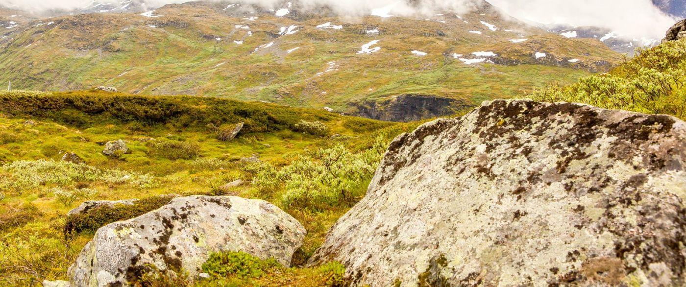 北欧风光,蜿蜒的小道_图1-38
