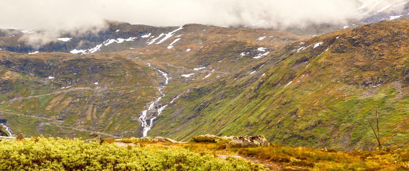 北欧风光,蜿蜒的小道_图1-40