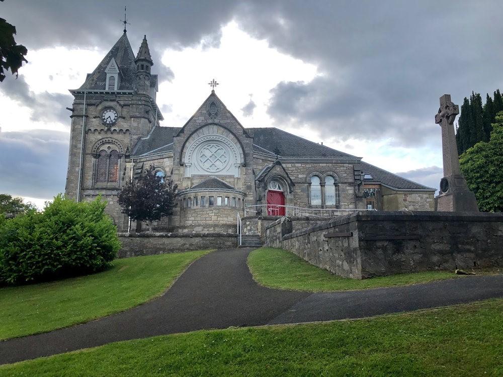 皮特洛赫里-----苏格兰最受欢迎的度假地点之一_图1-1