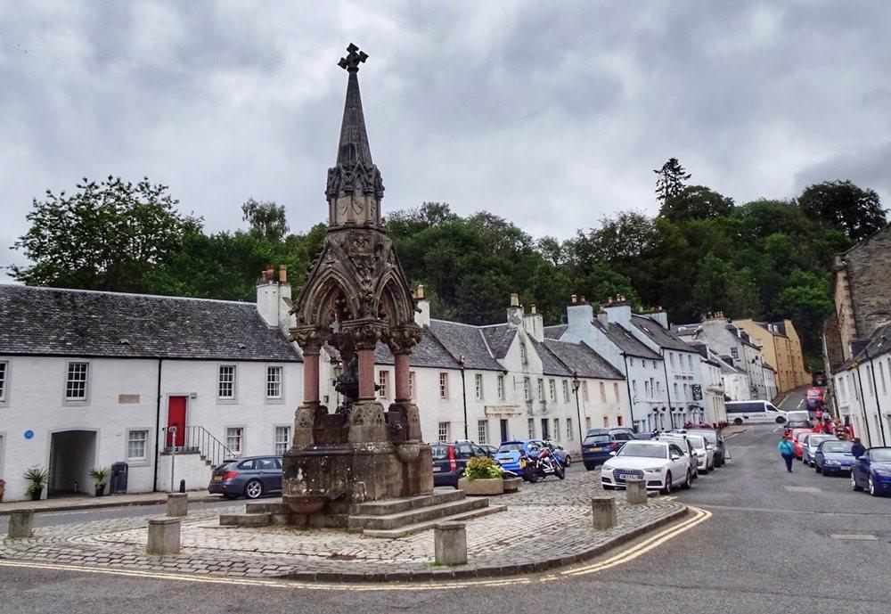 皮特洛赫里-----苏格兰最受欢迎的度假地点之一_图1-8