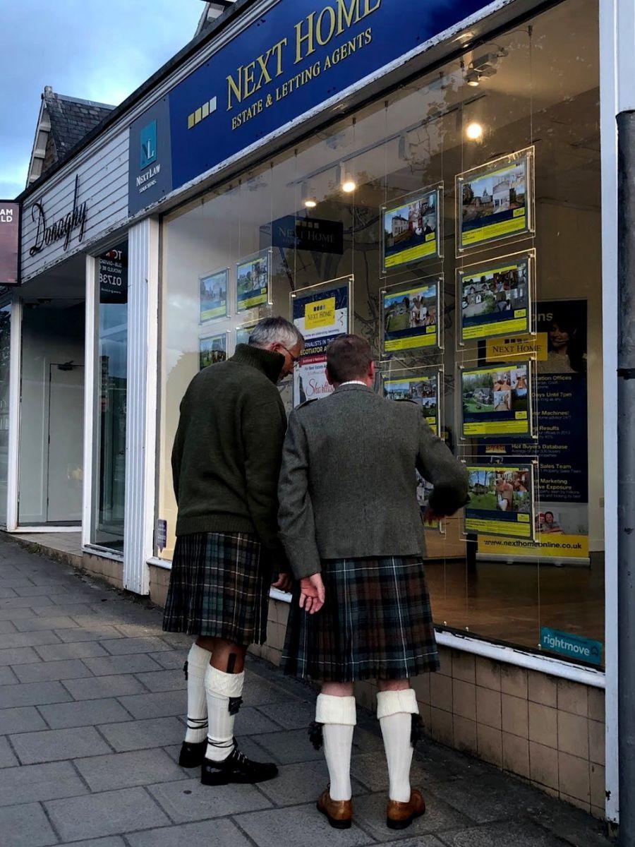 皮特洛赫里-----苏格兰最受欢迎的度假地点之一_图1-10
