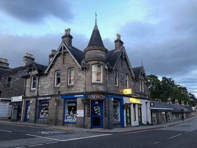 皮特洛赫里-----苏格兰最受欢迎的度假地点之一_图1-11