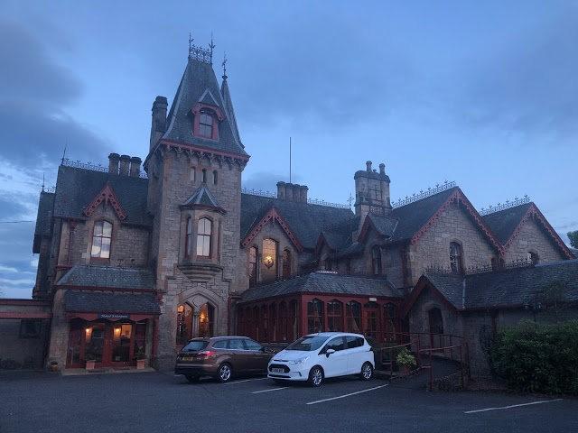 皮特洛赫里-----苏格兰最受欢迎的度假地点之一_图1-12